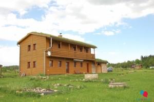 Nízkoenergetický dům v obci Jindřichovice pod Smrkem
